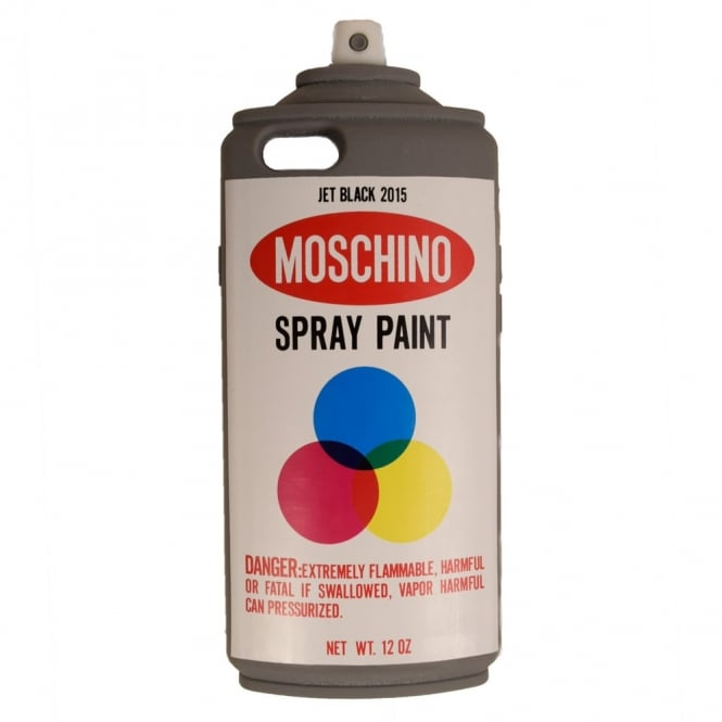 moschino moschino spray paint iphone 6 case moschino