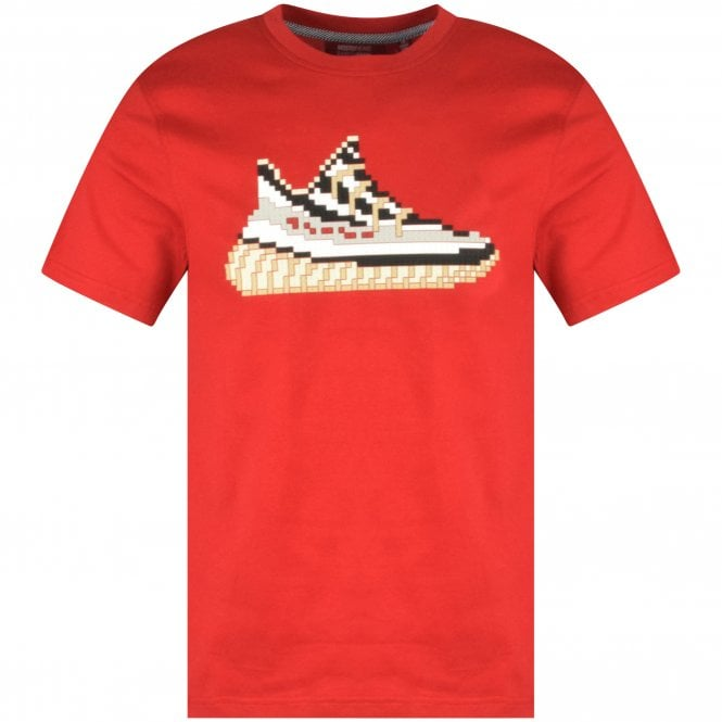 MOSTLY HEARD RARELY SEEN 8-BIT Red Yeezy T-Shirt
