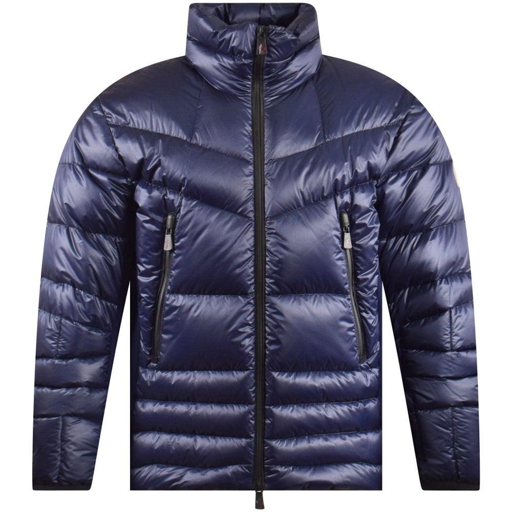 huge discount 81284 24d9b Navy Canmore Giubbotto Jacket