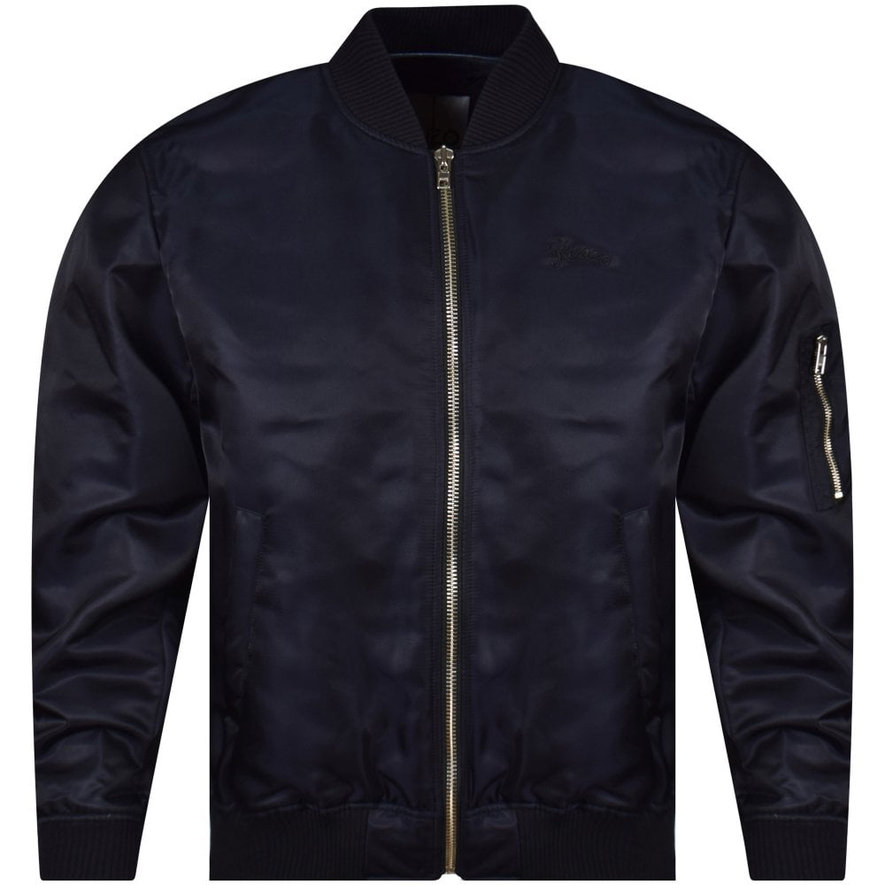 6bccd8ec3 KENZO Navy Jumping Tiger Bomber Jacket - Men from Brother2Brother UK