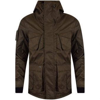 Nobis Army Green Rosco Jacket