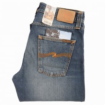 Nudie Steady Eddie 16 Months Wash Jeans
