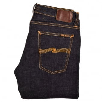 Nudie Jeans Tight Long John Raw Slim Fit Jeans