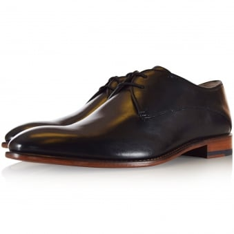 Oliver Sweeney Black Setwell Lace Up Shoe
