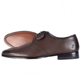 Oliver Sweeney Morsang Brown Lace up Shoe