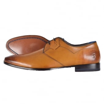 Oliver Sweeney Tan Morsang Lace Up Shoe