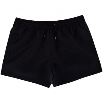 Paul Smith Accessories Black Pocket Logo Swim Shorts