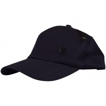 Paul Smith Accessories Navy Logo Baseball Cap