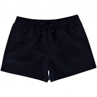 Paul Smith Accessories Navy Pocket Logo Swim Shorts