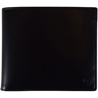 Paul Smith Black Multi Pen Logo Wallet