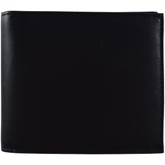 Paul Smith Black Multi Trim Wallet