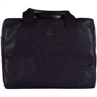 Paul Smith Black Portfolio Bag
