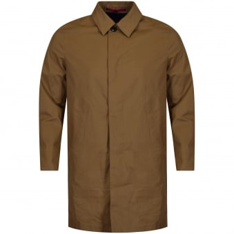 Paul Smith Beige Lined Mac