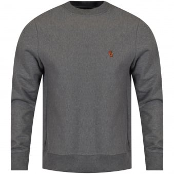 Paul Smith Grey Logo Sweatshirt