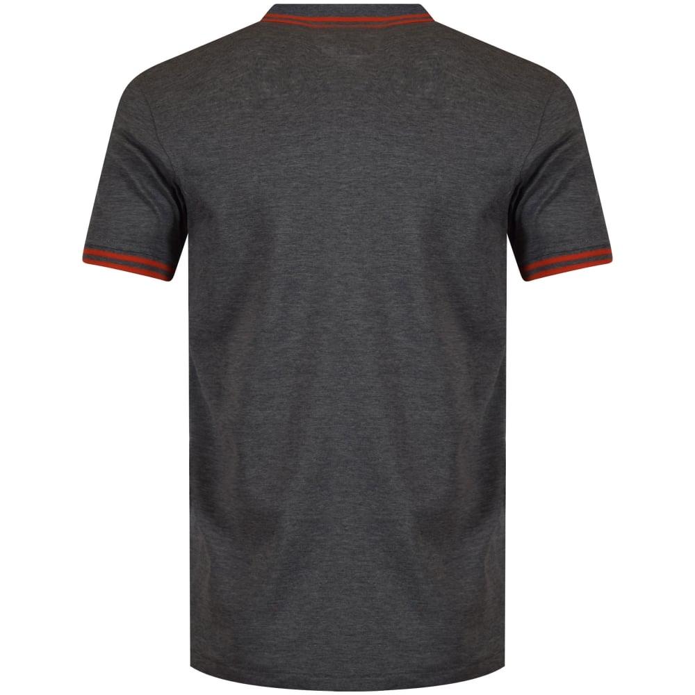 Shirt Smith Paul Jeans Greyorange Ps Polo Men Logo ZYx558w