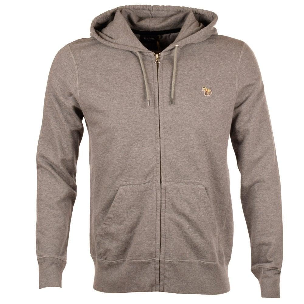 Paul Smith Zipped hooded sweatshirt UvQFSp3Oz
