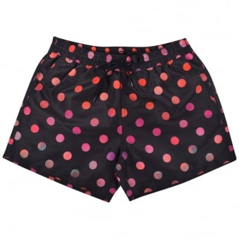 Paul Smith Multi Polka Dot Swim Shorts