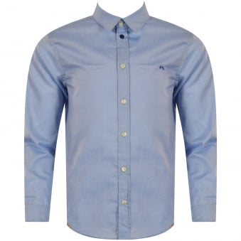 Paul Smith Junior Blue Logo Shirt