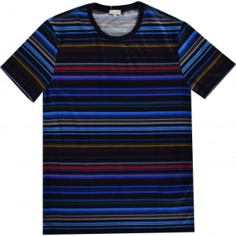 Paul Smith Junior Multi Pattern T-Shirt