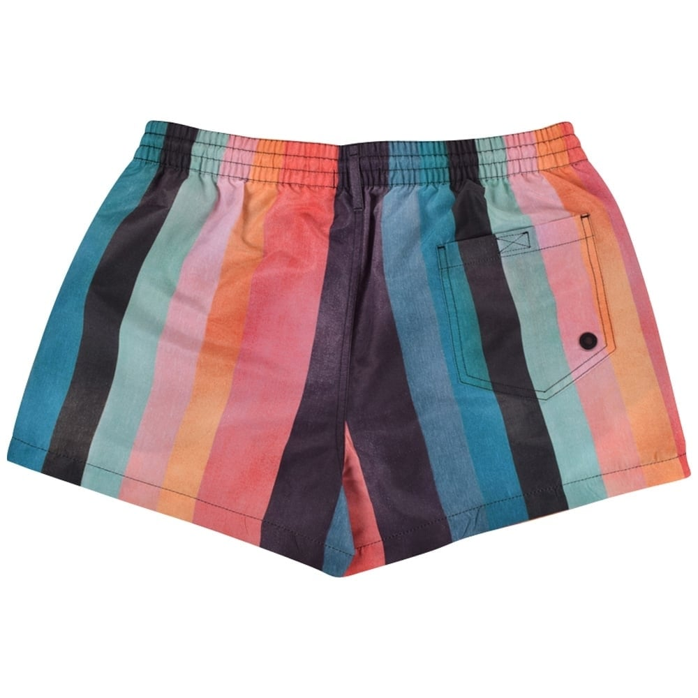 55a24a179e PS PAUL SMITH Paul Smith Multi Stripe Swim Shorts - Department from ...