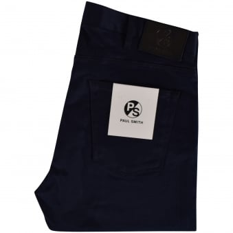 Paul Smith Navy Tapered Fit Jeans