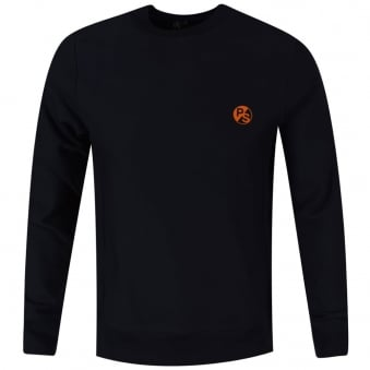 Paul Smith Navy Crew Neck Sweatshirt