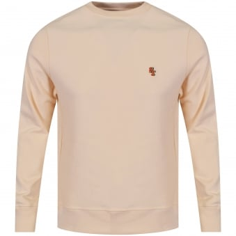 Paul Smith Pink Logo Sweatshirt