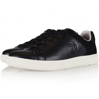 Paul Smith Black Mono Lux Serge Trainers