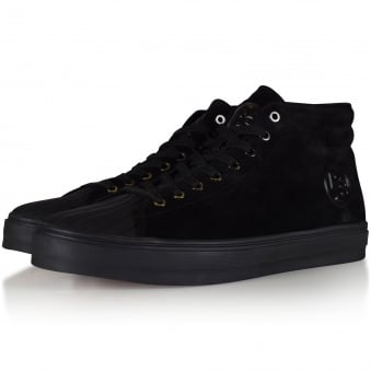Paul Smith Black Suede Mcgee Trainers