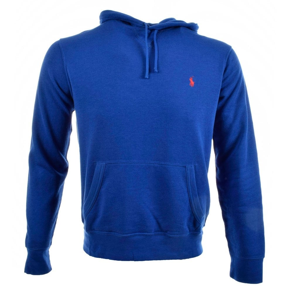 polo ralph lauren a14kh903 b009a royal blue hoodie men. Black Bedroom Furniture Sets. Home Design Ideas