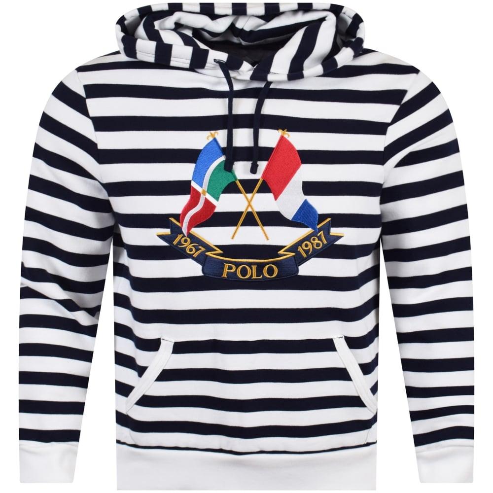 d844c7cdb1ce POLO RALPH LAUREN Polo Ralph Lauren Blue White Striped Yacht Club ...
