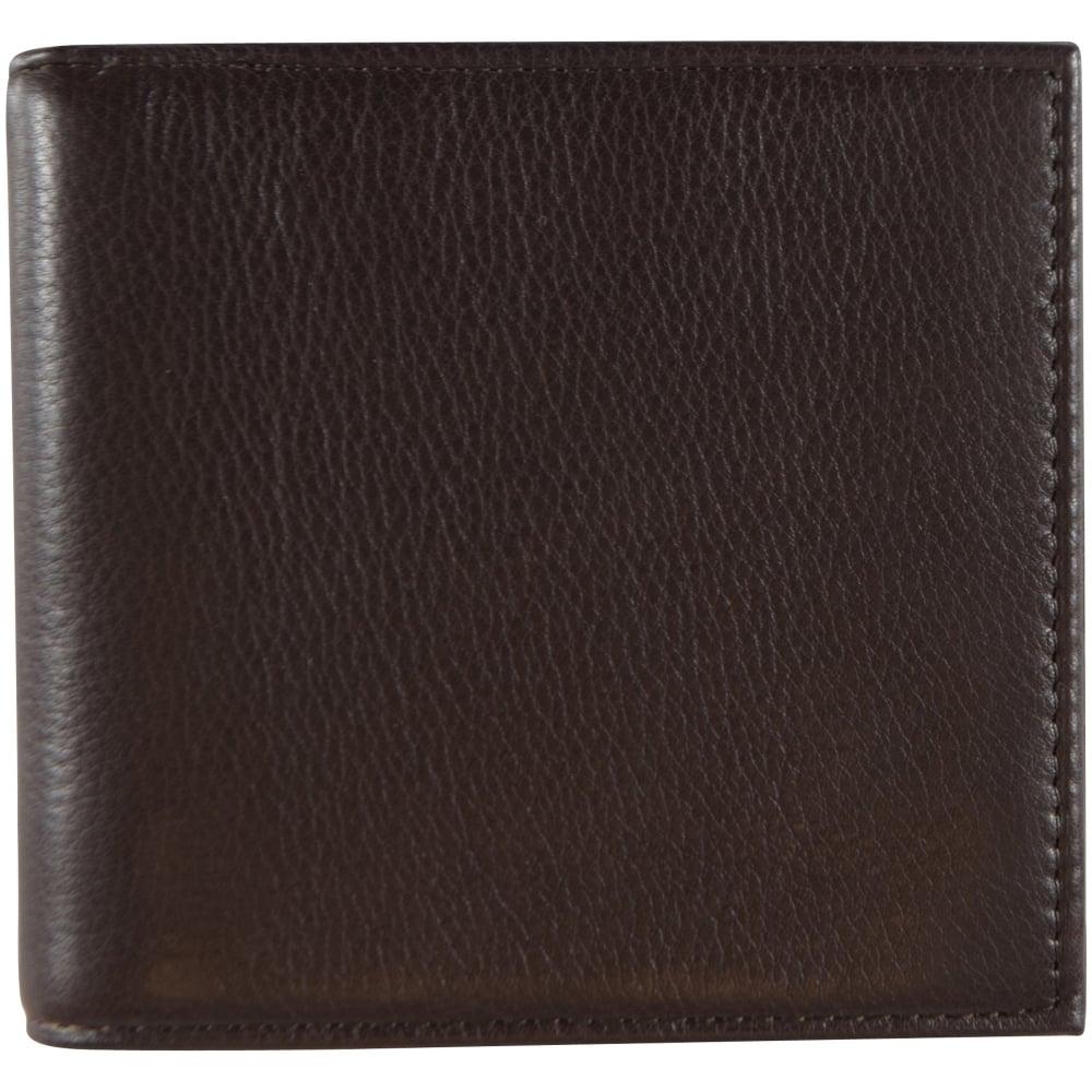 9ac4c3c519e0 POLO RALPH LAUREN Polo Ralph Lauren Brown Leather Billfold Wallet ...