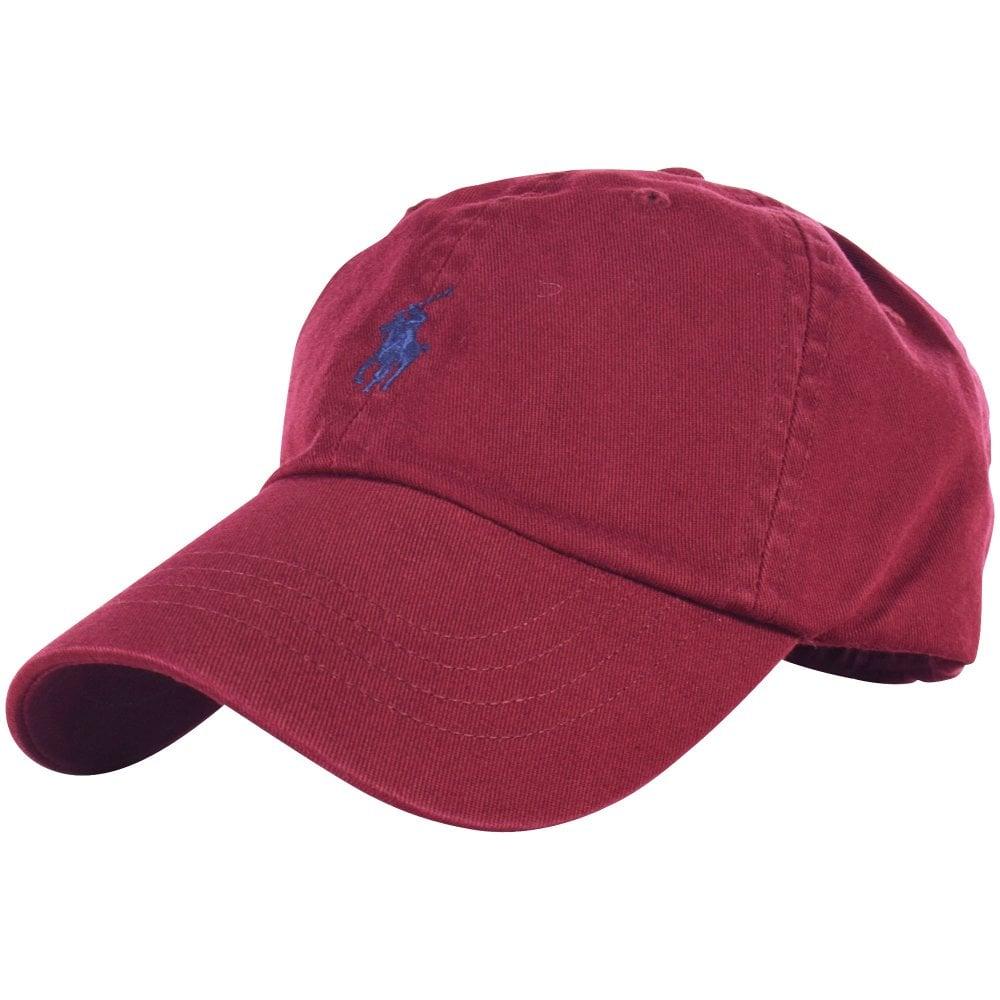 100% authentifiziert harmonische Farben suche nach echtem Burgundy Classic Baseball Cap