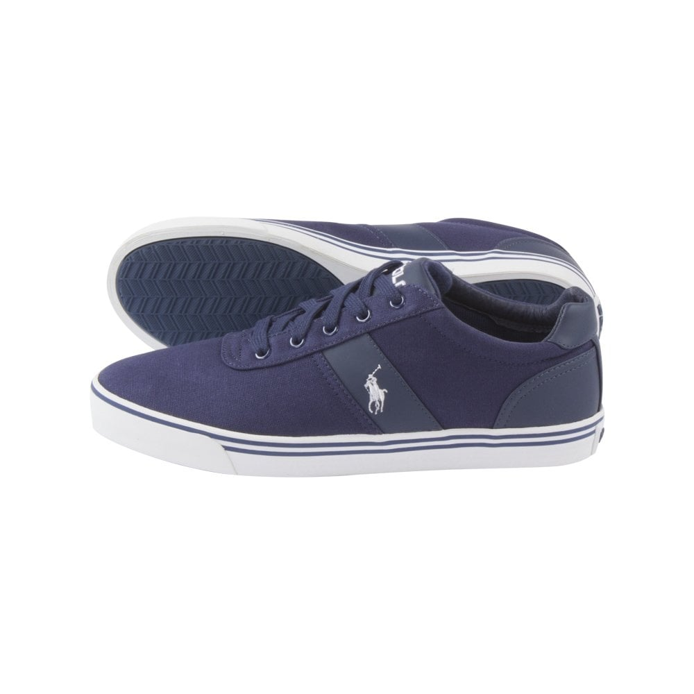 Polo Ralph Lauren HANFORD - Trainers - navy VVwkps