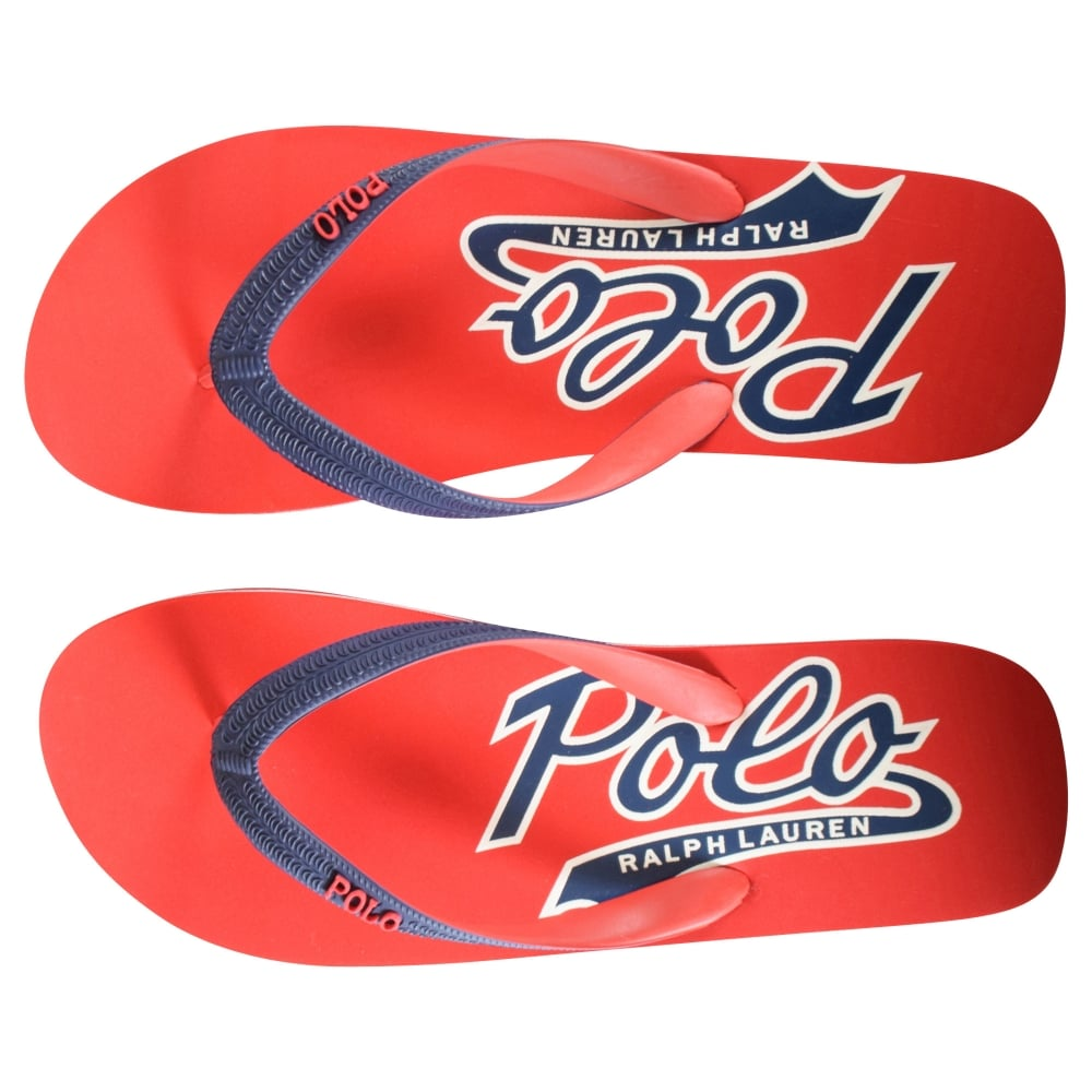 abb955797 POLO RALPH LAUREN FOOTWEAR Polo Ralph Lauren Red Blue Whitlebury ...