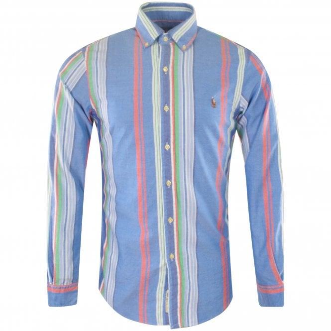 POLO RALPH LAUREN Multi Striped Long Sleeve Shirt