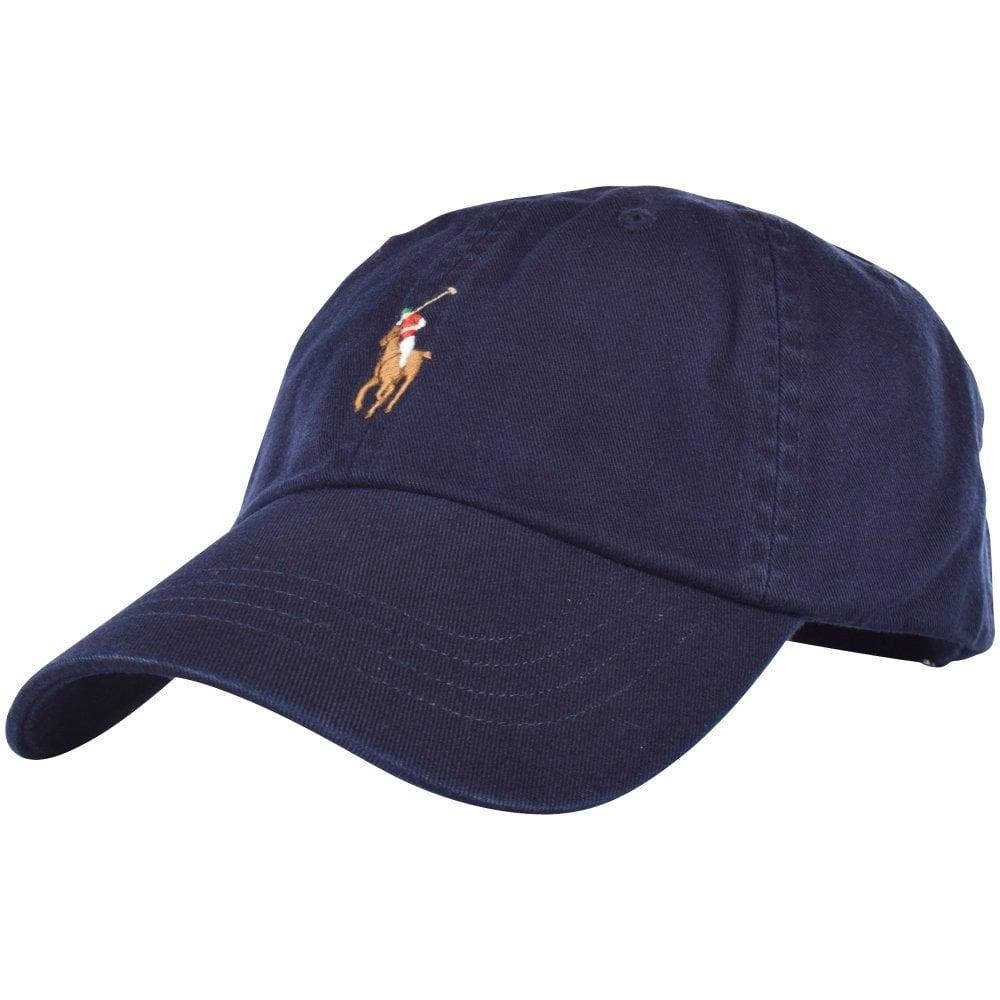 755f6fd3df5 POLO RALPH LAUREN Polo Ralph Lauren Navy Classic Baseball Cap - Men ...