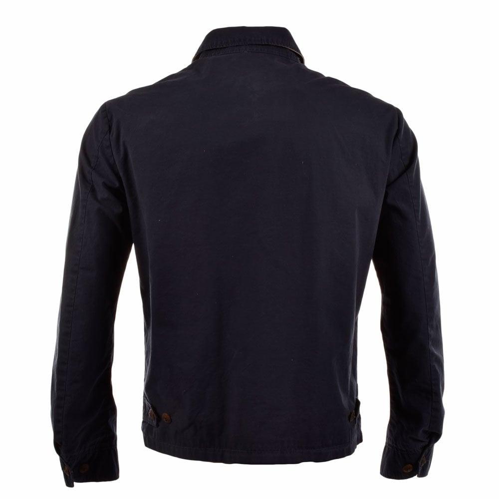 polo ralph lauren navy harrington jacket a30j7138 c0109 polo ralph. Black Bedroom Furniture Sets. Home Design Ideas