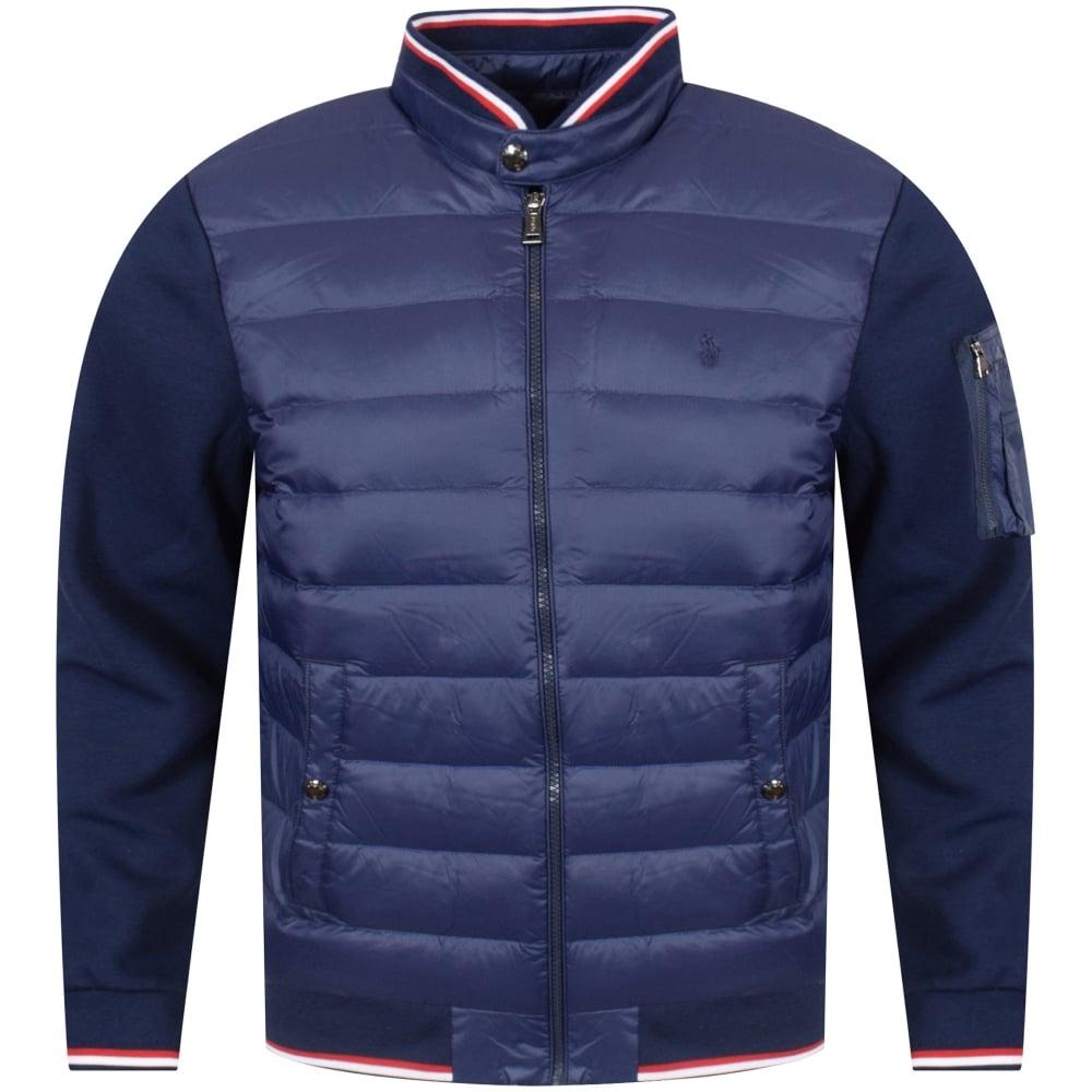 f27f1b973d84 POLO RALPH LAUREN Polo Ralph Lauren Navy Quilted Jacket - Men from ...