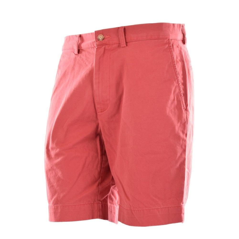 ralph lauren mens pink shorts