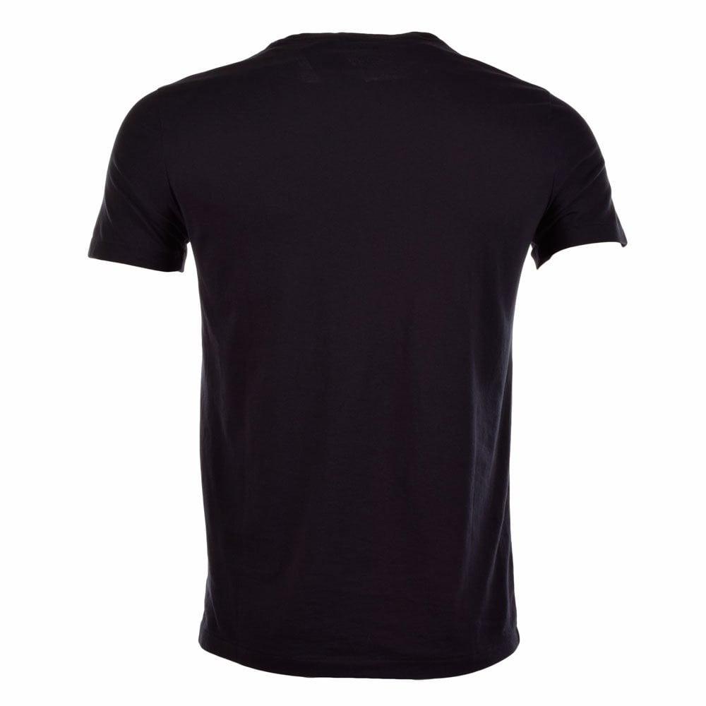 Polo ralph lauren polo ralph lauren black custom fit t for Polo custom fit t shirts