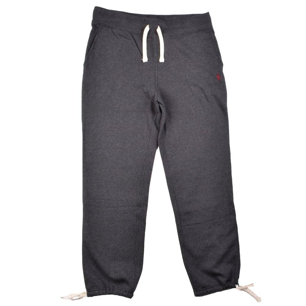 b164bd5c5b60f0 POLO RALPH LAUREN Polo Ralph Lauren Charcoal Jogging Bottoms - Men ...