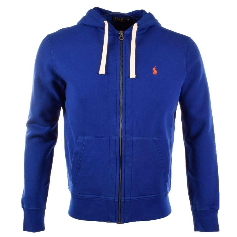 polo ralph lauren polo ralph lauren heritage royal orange hoodie men from brother2brother uk. Black Bedroom Furniture Sets. Home Design Ideas