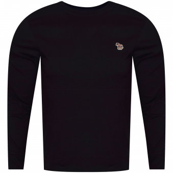 PS Paul Smith Black Long Sleeve T-Shirt