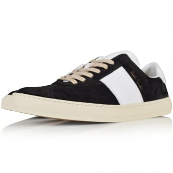 PS Paul Smith Black/White Levon Trainers