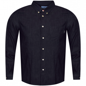 PS Paul Smith Denim Long Sleeved Shirt