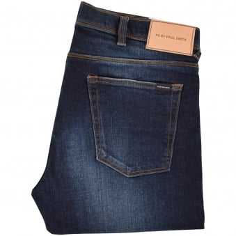 PS Paul Smith Mid Rinse Tapered Jeans