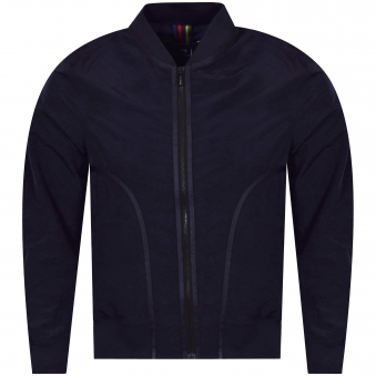 PS Paul Smith Navy Bomber Jacket