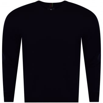 PS Paul Smith Navy Pullover Jumper