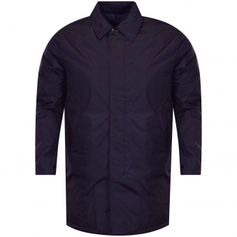 PS Paul Smith Navy Quilted Mac